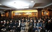 The summit held to hail the efforts of those who serve at Imam Khomeini's shrine