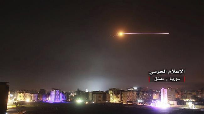Israel uses civilian flight as shield to raid Damascus