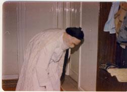 Imam Khomeini dealt each night to spiritually transform himself