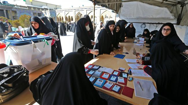 Iranians go to polls in parliamentary elections