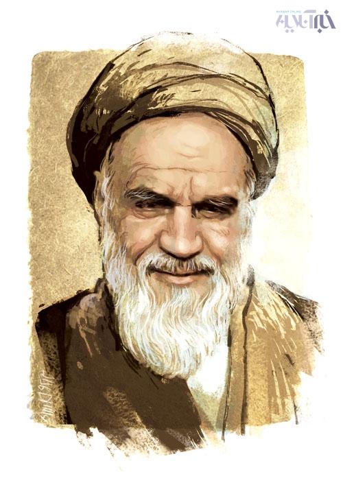 Hello to the sun i.e. Imam Khomeini