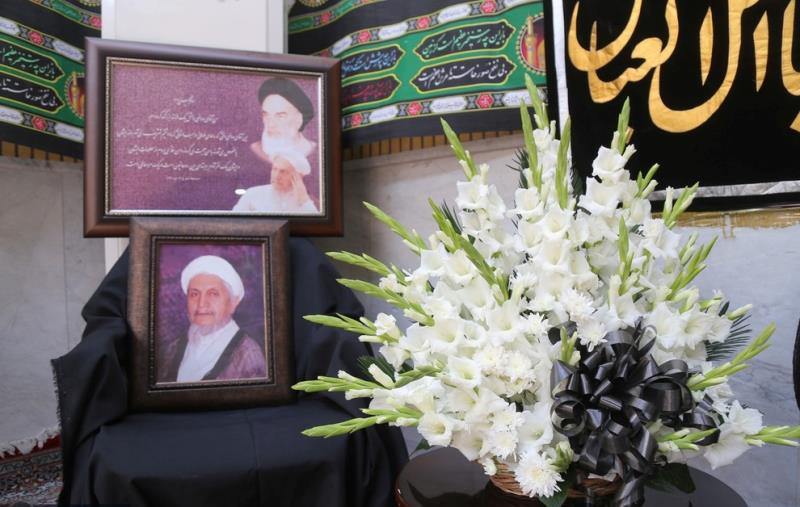 Ayatollah Sane`i passes away
