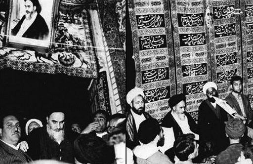 Imam Khomeini revived Ashura in Nofel Loshto