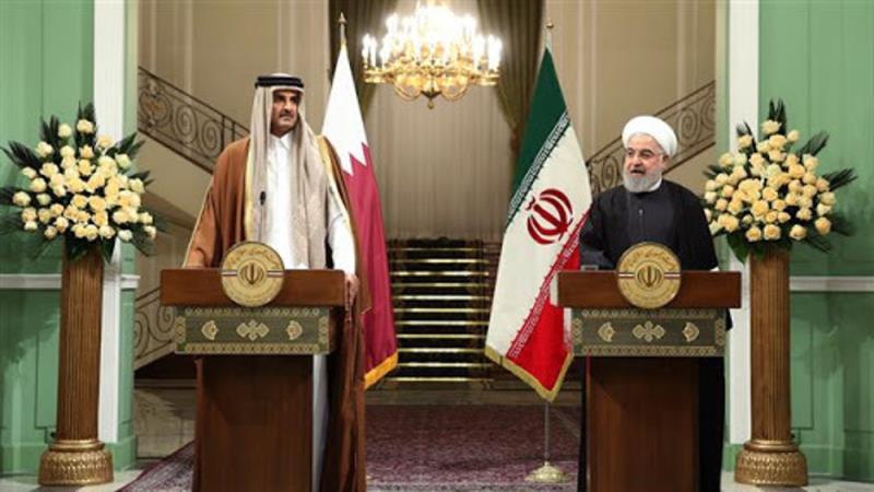 Iran president says Israeli regime presence in region dangerous