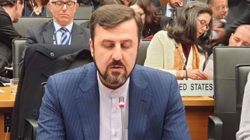 Iran calls on US to drop addiction to sanctions