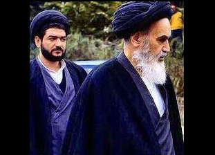 How did Imam Khomeini become aware that Mohtashamipur sustained injuries in terror attack?