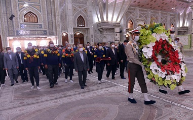 Iranians pay tribute to Imam Khomeini on 32nd anniversary of heavenly departure