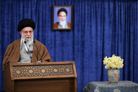 """Leader designates the new Iranian calendar year of 1400 as the year of """"Production"""