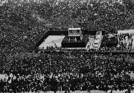 The World`s Largest Funeral