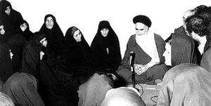 Imam Khomeini attached significance to women role during days leading to revolution victory