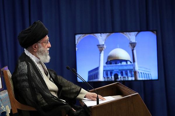 Televised address delivered by the leader on International Quds Day