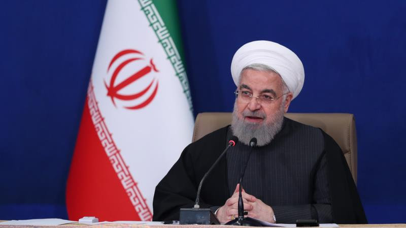 President Rouhani says new US administration did nothing to make up for past mistakes: