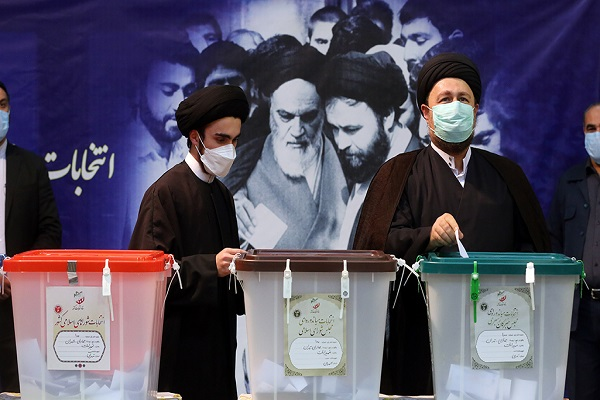 Iranian presidential election 2021