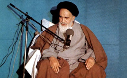 Imam Khomeini: Whisper to your heart that everything you do is done in the Presence of God.