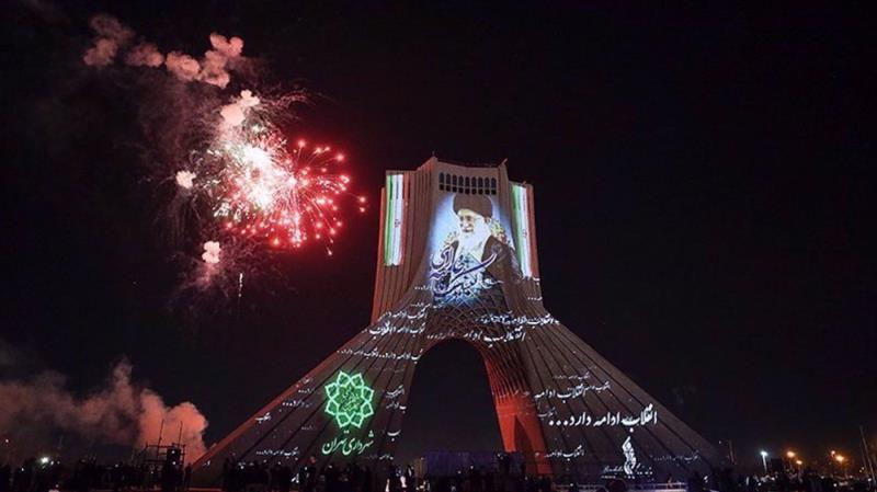 Neighboring countries congratulate Iran on anniversary of Islamic Revolution