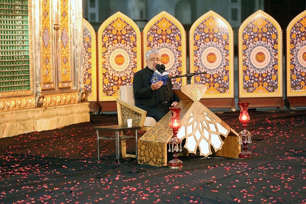 Special spiritual ceremonies held on 'nights of destiny' during Ramadan at Imam Khomeini's holy shrine