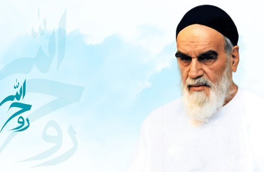 What makes a man great according to Imam Khomeini?