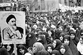 Imam Khomeini held very first meeting with women after landmark return