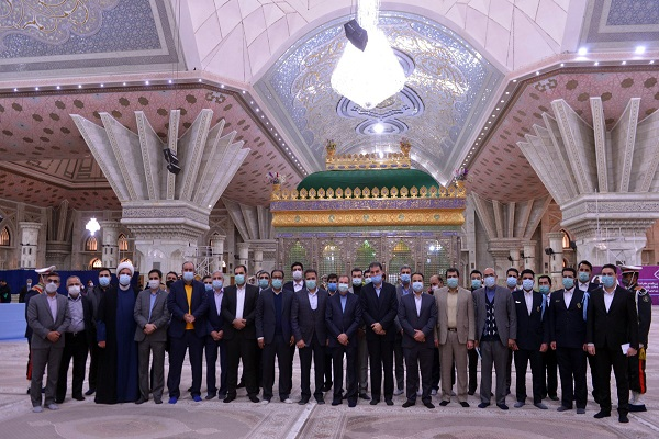 Ministries, associations, institutions and organizations vow pledge with Imam Khomeini's ideals