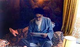 Imam Khomeini continually used to study for several hours even after youth-hood