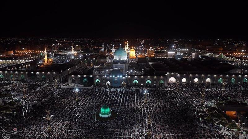 Iranian mourners mark martyrdom anniversary of Imam Ali (PBUH)