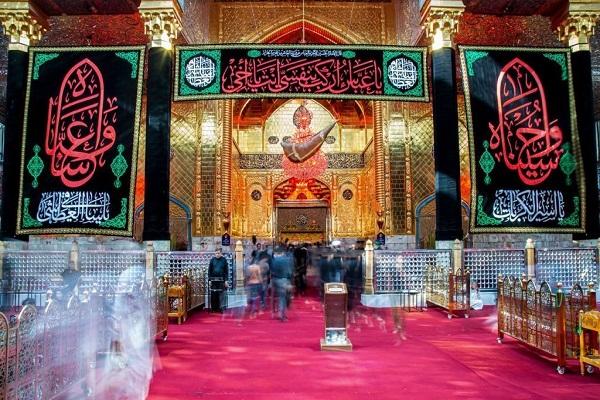 The spiritual atmosphere of Karbala this year's Muharram