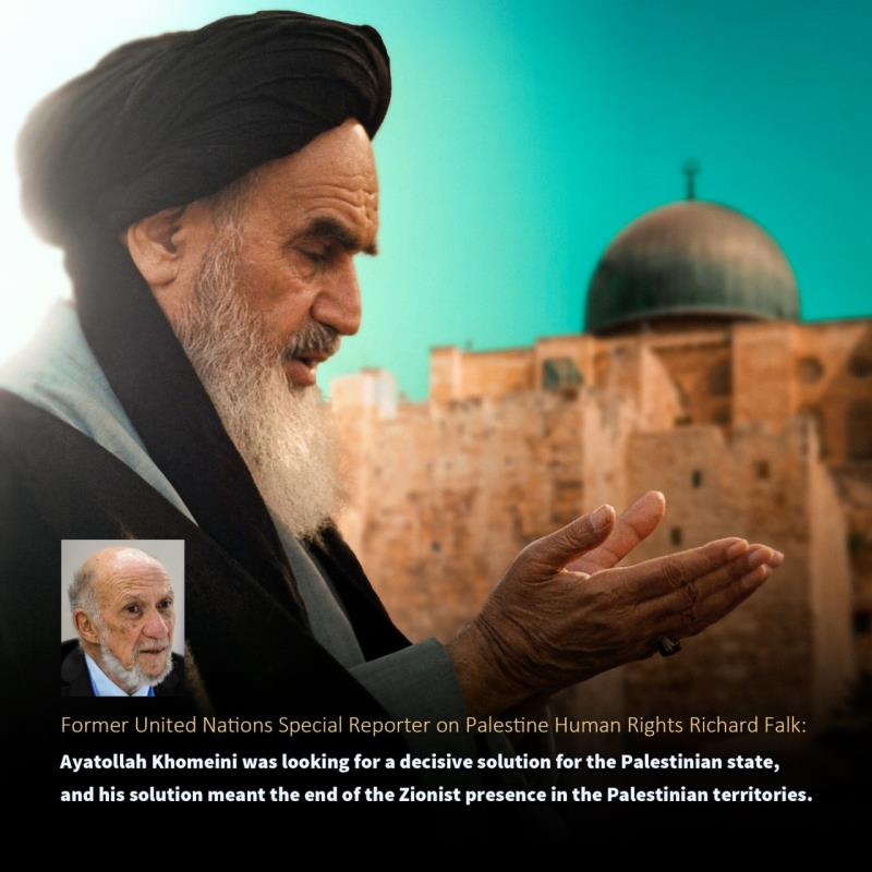 Foreign scholars` quotes on Imam Khomeini`s role in highlighting Palestine issue