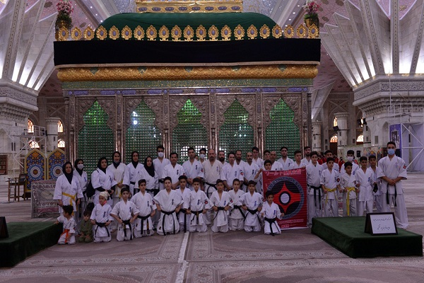 Sports community and sportsmen renew allegiance with Imam Khomeini`s ideals