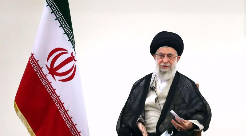 Leader says foreign providers agreed to sell Iran vaccines only after domestic jab production