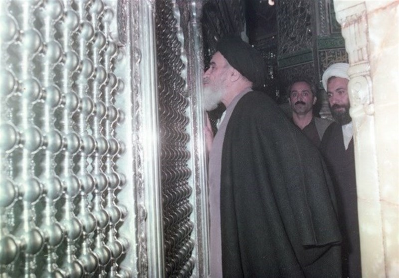 Imam Khomeini had great love and devotion for the Prophet's households