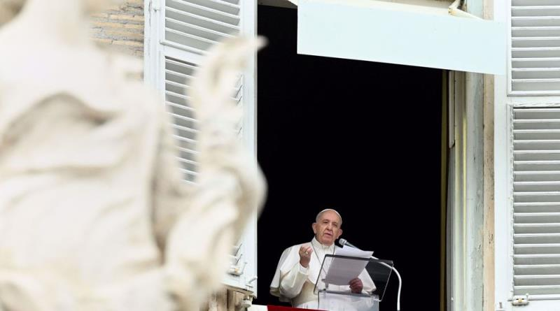 Pope Francis expresses sorrow over church-run school deaths in Canada, offers no apology