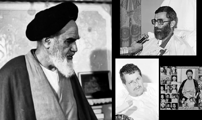 Imam Khomeini`s reaction to the assassinations