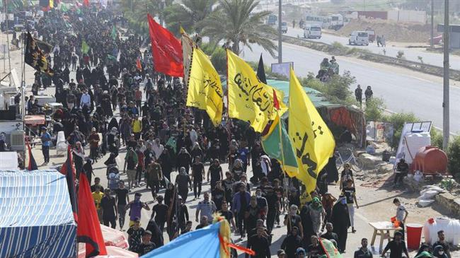 Iraq doubles number of Iranian pilgrims heading to Karbala for Arba'een ritual