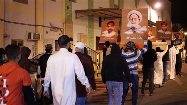 On eve of Bahrain uprising anniversary, pro-democracy protesters  urge Al Khalifah regime to relinquish power