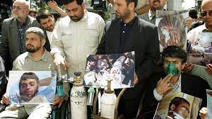 US, allies accomplices to Saddam's chemical attacks on Iran