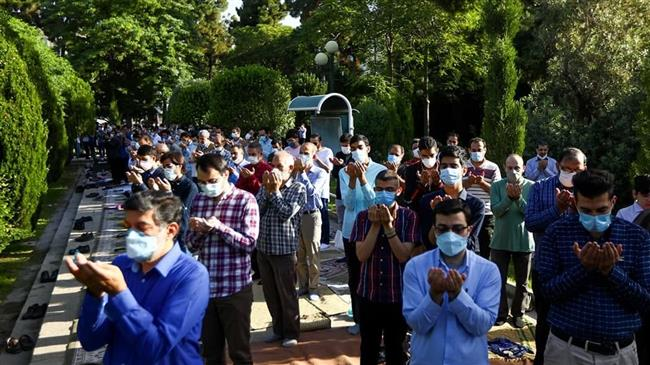 Iranians mark Eid al-Fitr at end of holy fasting month of Ramadan