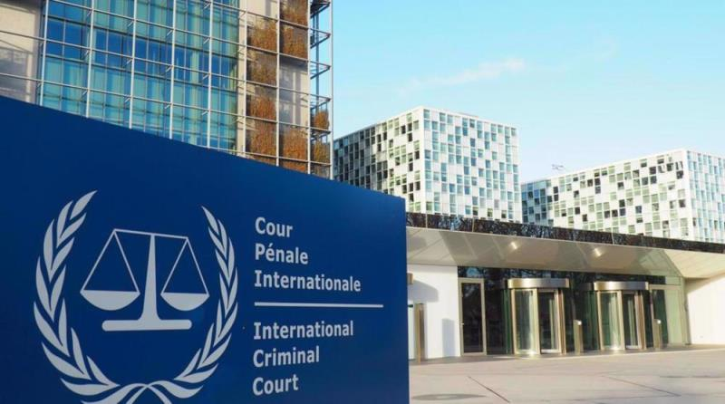 ICC paving the way to open a war crimes investigation into Israeli military actions.