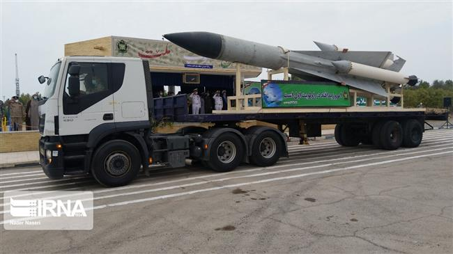 Iran marks National Army Day by parading the latest military achievements