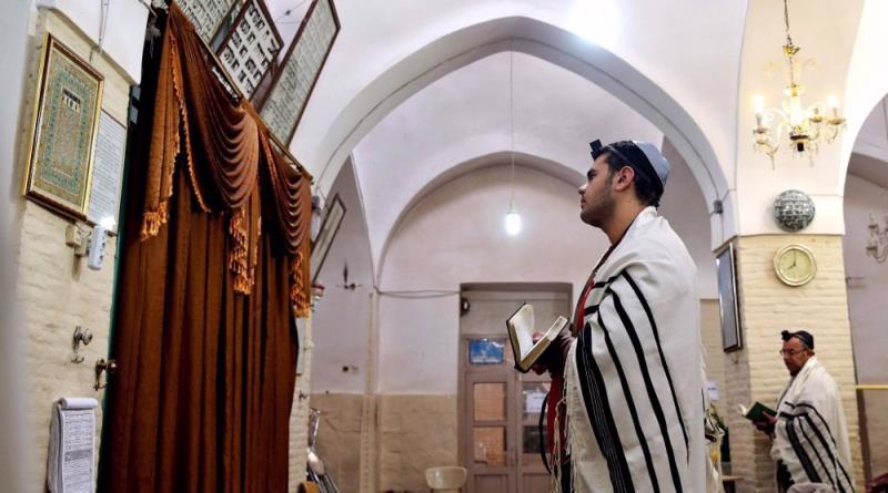 Jewish community lives in peace in Iran