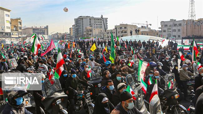 Iran's Islamic Revolution under  Imam Khomeini leadership helped  revival of Islam across globe