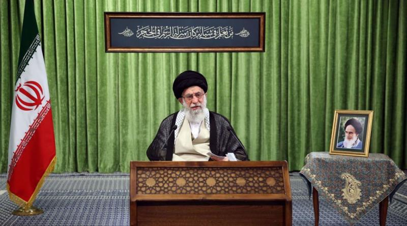 Leader says Passionate turnout in election to bolster deterrent might, Iran's security