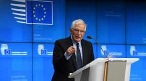 European Union  distances itself from Slovenia PM's remarks at anti-Iran terror group's event