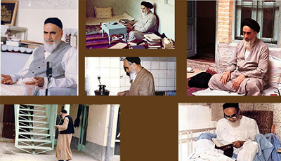 Imam Khomeini spent entire life like a student of theological schools
