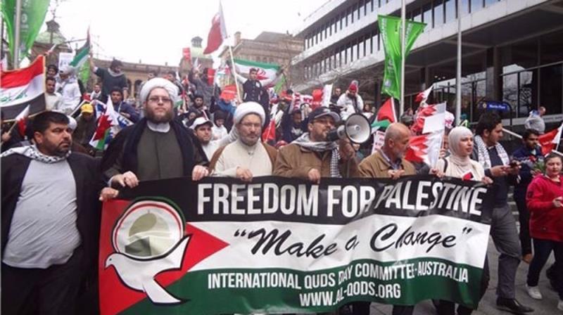 World People slam Israeli crimes on International Quds Day