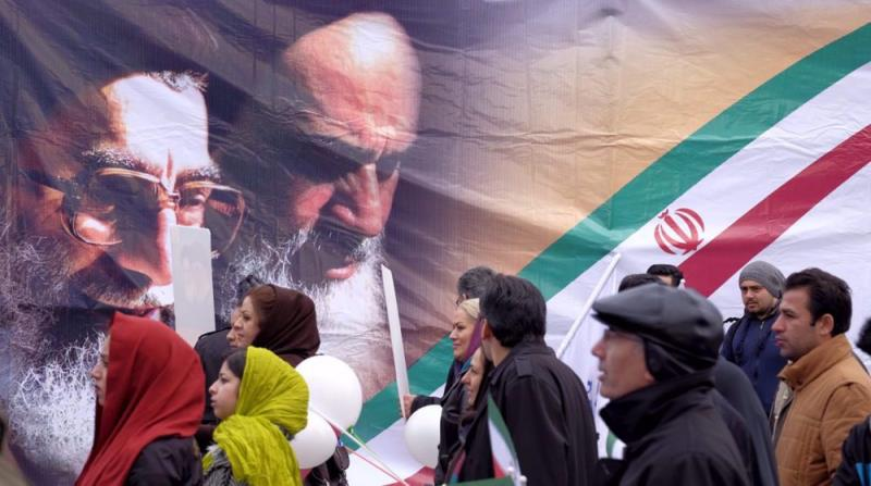 Islamic Revolution of Iran threatens US imperial interests