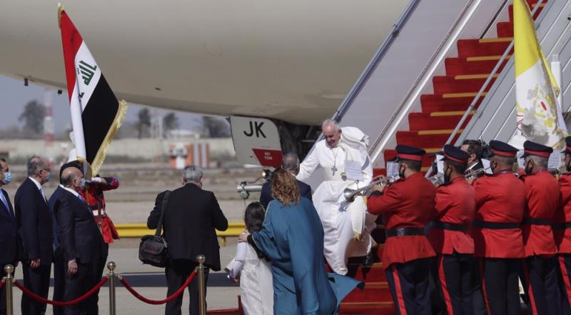 General Soleimani's anti-terror efforts made Iraq safe enough for Pope to visit: Iranian official