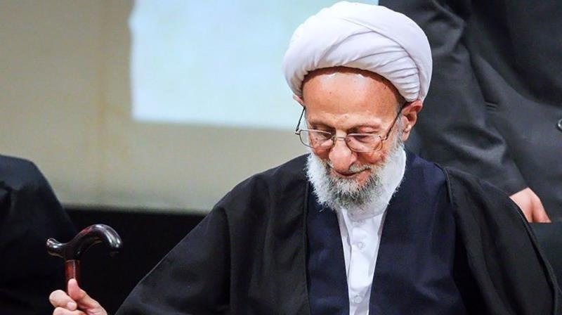 Senior Iranian cleric Ayatollah Mesbah Yazdi passes away