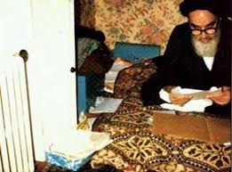 Glimpses of the life of Imam Khomeini written by himself