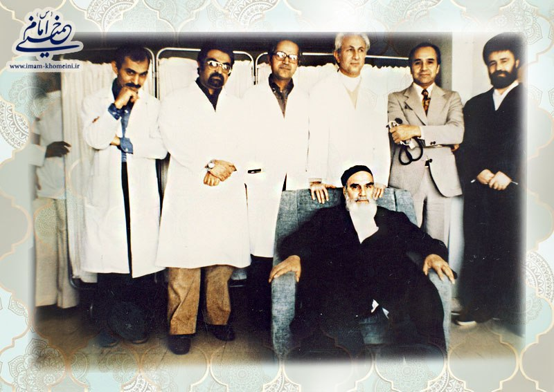Imam Khomeini explained similarities between physician doctors and clerics