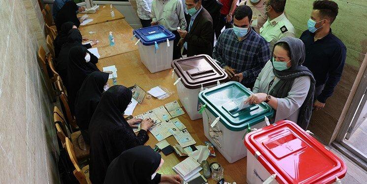 Voting underway in Iran's presidential election